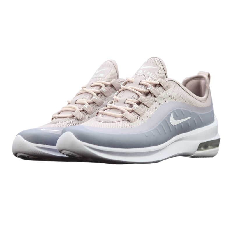 big sale 9dd46 58f65 ... Nike Air Max Axis New Arrival Women s Running Shoes, Grey   White,  Breathable Non ...