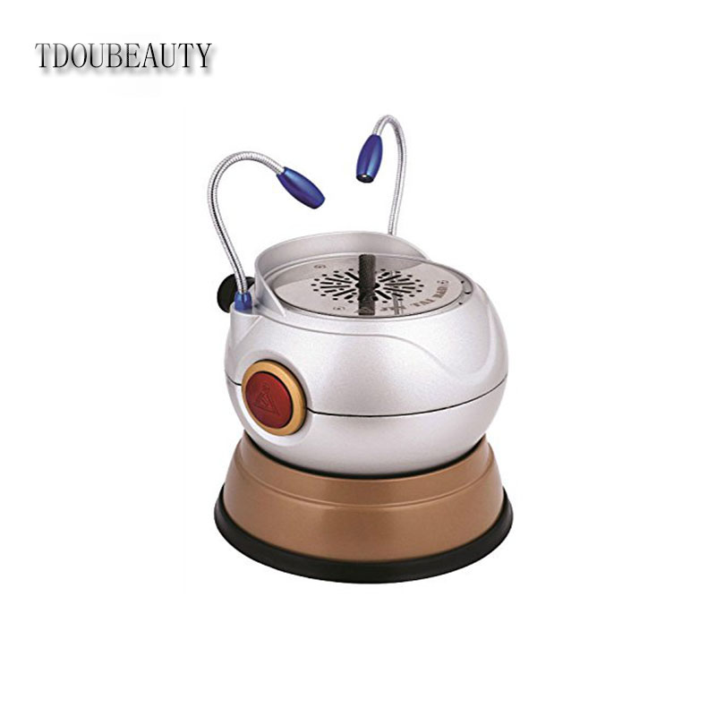 цена на TDOUBEAUTY Dental New Ball Type Model 60W Arch Trimmer With 2 LED Light Grinder Inner Drill Cast Lab 110V/220V Free Shipping