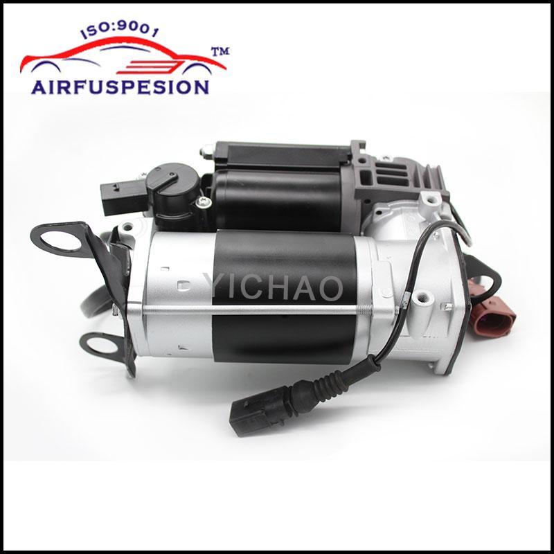 Free Shipping For Audi A6 C6 4F Quattro Air Suspension Air Compressor Pump Air Ride System 4F0616005E 4F0616006A 4F0616005D
