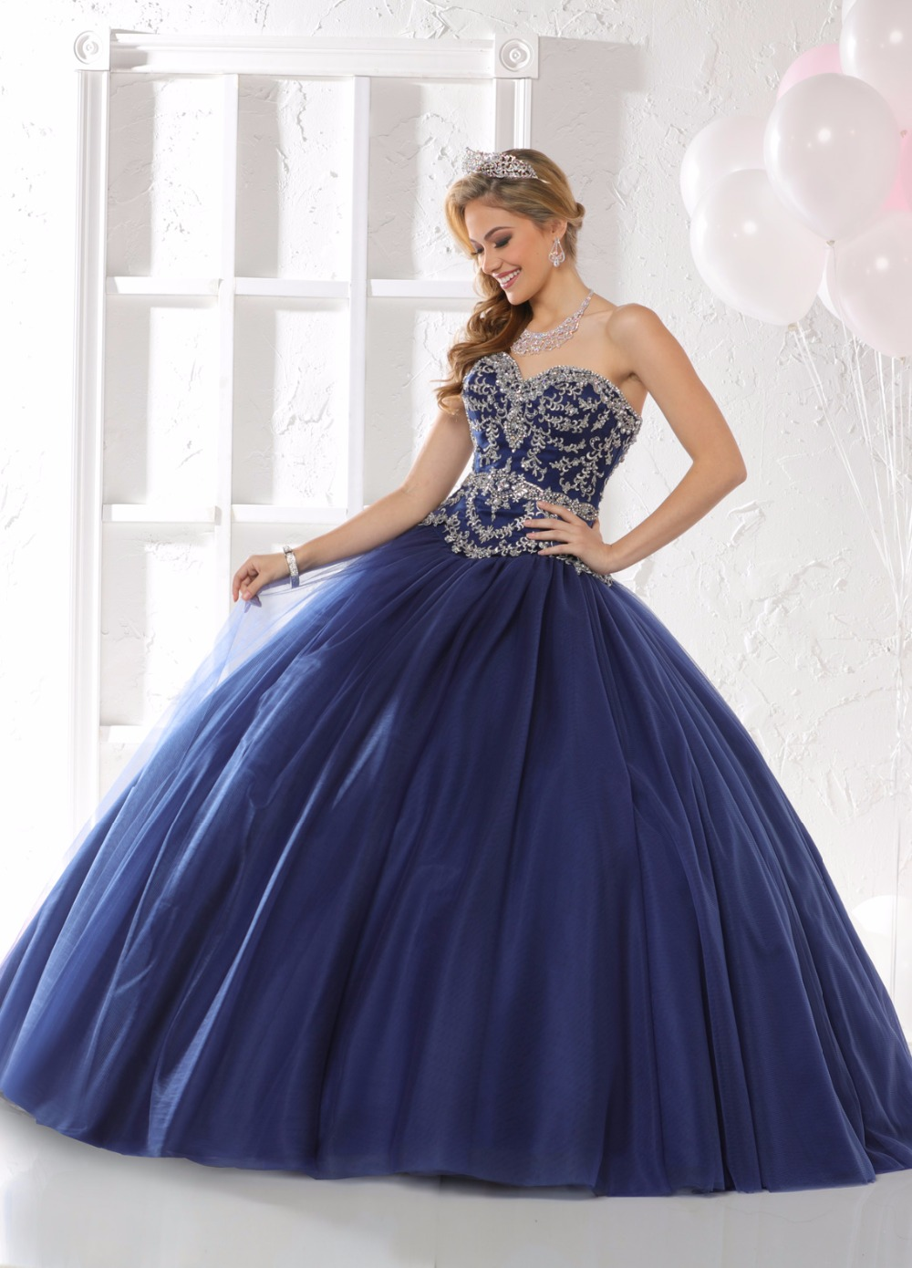 Popular Blue Ball Gowns Cheap-Buy Cheap Blue Ball Gowns Cheap lots ...