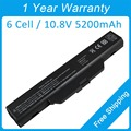 6 cell laptop battery for hp Compaq 610 6720s 6730s 451086-621 451086-661 451568-001 500764-001 456864-001 491654-001 491657-001