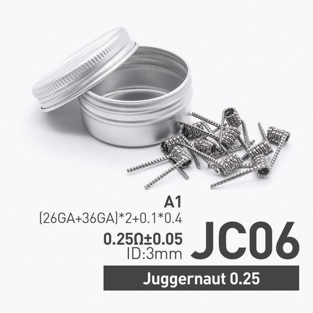 Juggernaut 0.25ohm
