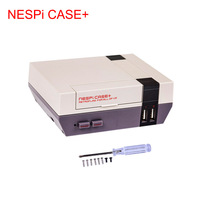NESPi CASE Raspberry Pi 3 B Case Retroflag Nespi Case Classical Box Designed For Raspberry Pi