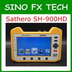 Genuine Sathero SH-900HD DVB-S2 Digital Satellite Finder Meter with Spectrum Analyzer&Coaxial Digital Monitoring SH-900HD
