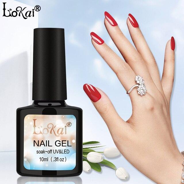 Aliexpress.com : Buy Top Quality Nail Polish 10ML Nail Gel Polish UV ...