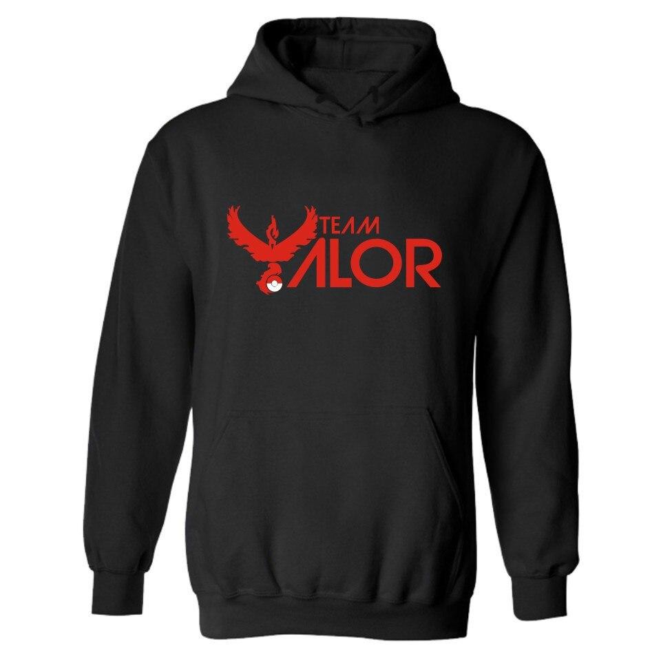 Funny Pokemon Go Hoodies Men Winter pullover Sweatshir long hoodie men Streetwear Brand Clothing men's hoodies & sweatshirts