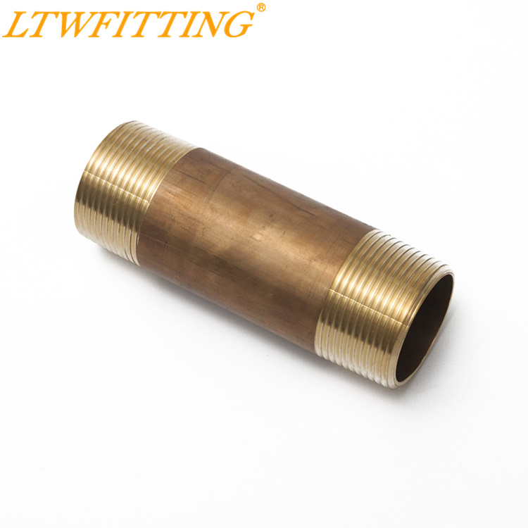Pack of 3 LTWFITTING Brass Pipe Hex Bushing Reducer Fittings 1 Inch Male x 1//2 Inch Female NPT Fuel