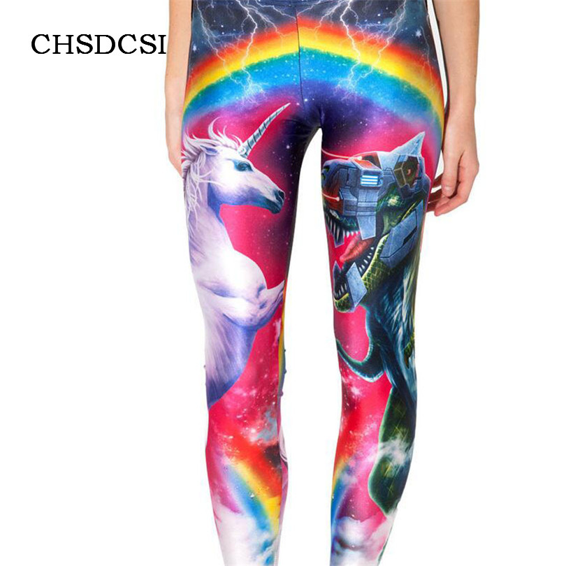 Popular Womens Plus Size Leggings Unicorn-Buy Cheap Womens Plus ...