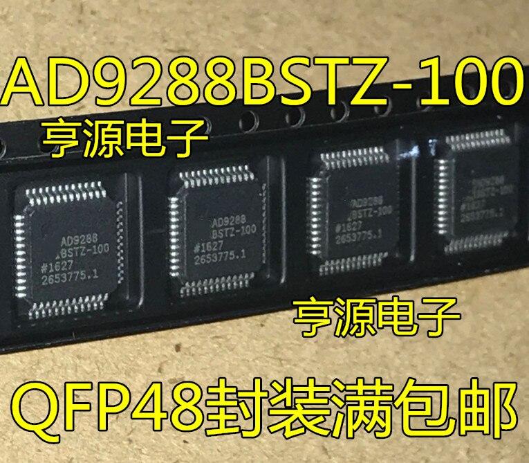 1 pz AD9288BSTZ-100 LQFP-48 AD9288BST-100 AD9288BST QFP1 pz AD9288BSTZ-100 LQFP-48 AD9288BST-100 AD9288BST QFP