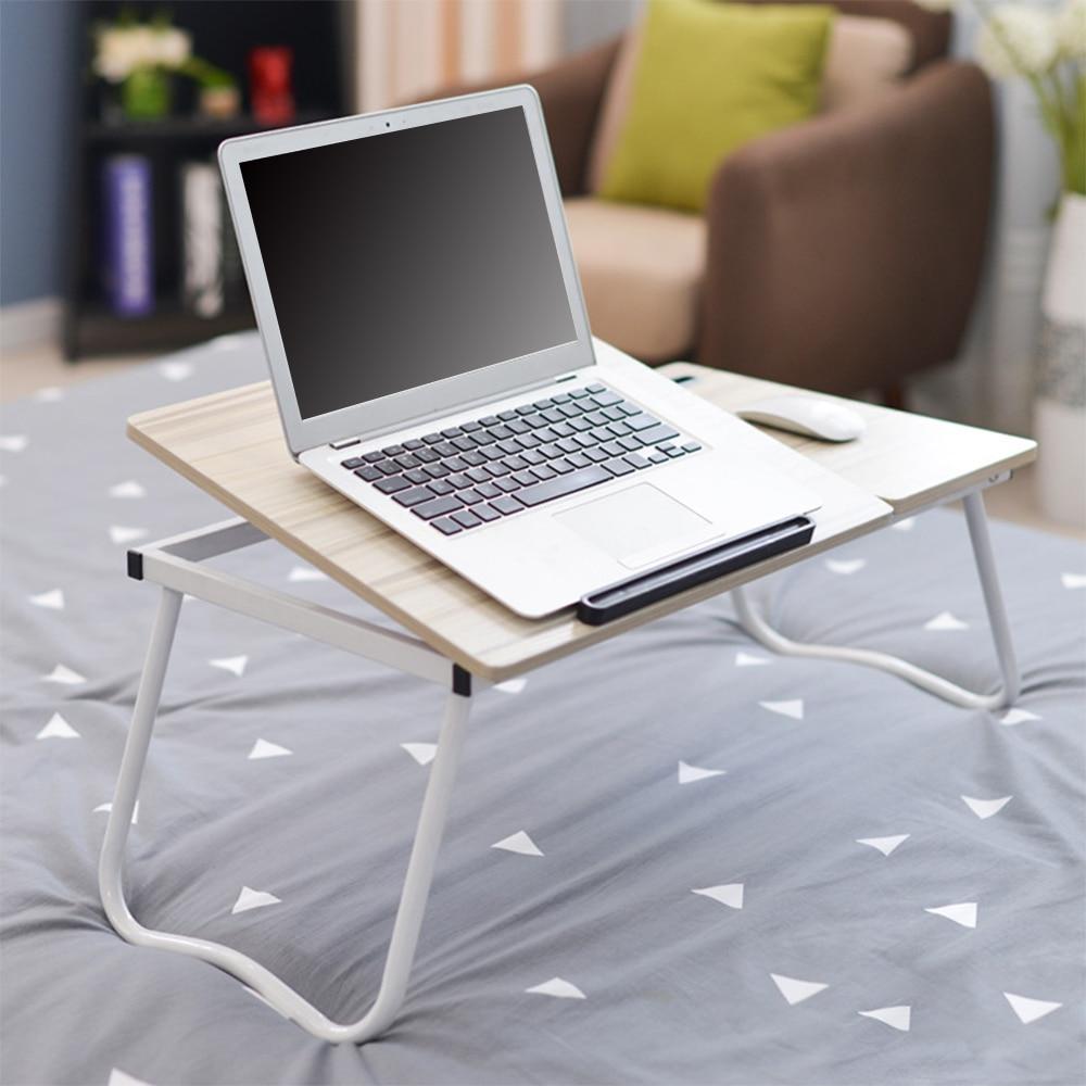 Folding Notebook Table Adjustable Laptop Computer Desk Computer Desks цена