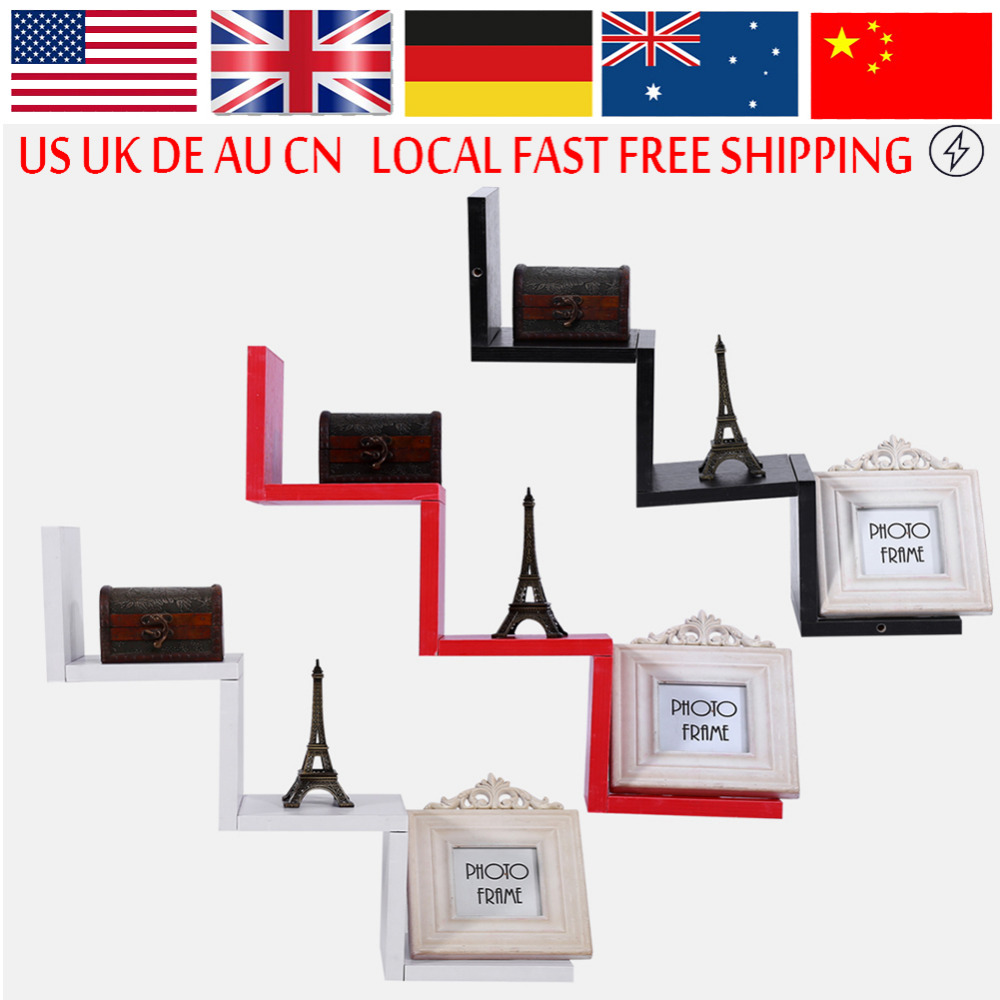 Wall Bookshelf Online Get Cheap Wood Wall Bookshelf Aliexpresscom Alibaba Group