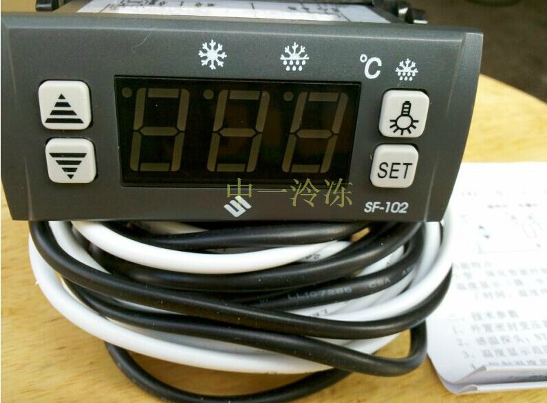 SF -102 electronic temperature controllerSF -102 electronic temperature controller