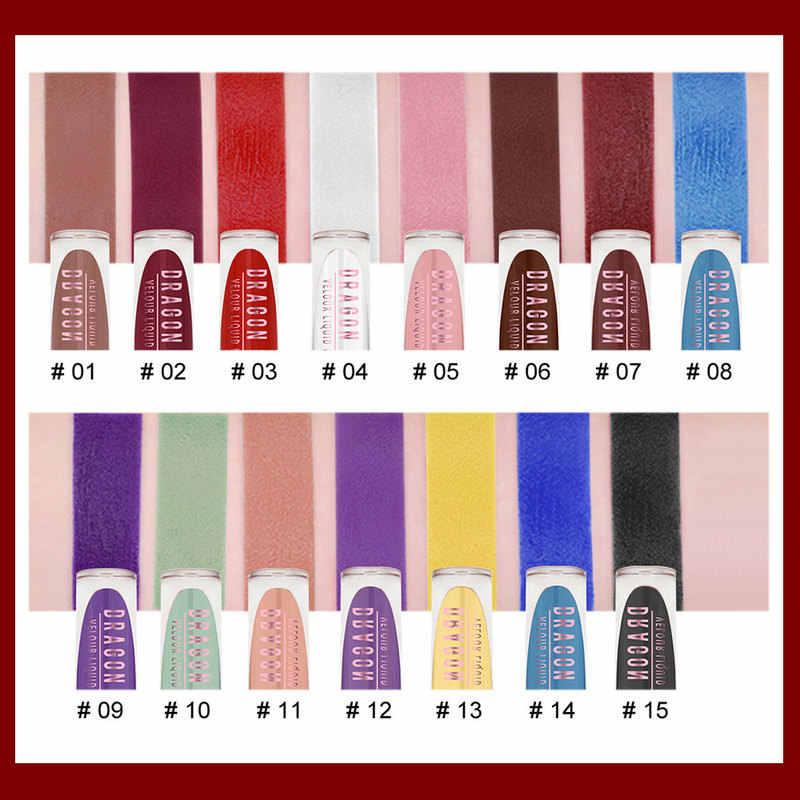 Hydratant mat morsure lèvre rouge à lèvres étanche anti-adhésif coupe lèvres paillettes liquide rouge à lèvres coréen rouge à lèvres cadeaux pour les femmes TSLM1