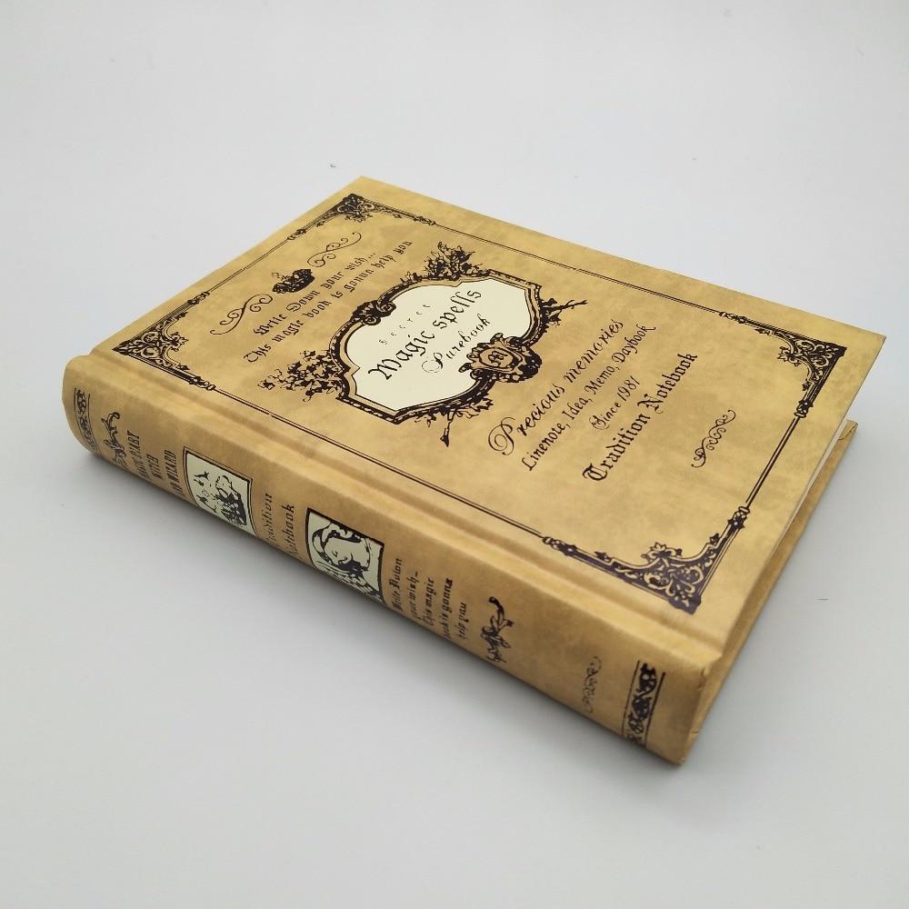 Ευρωπαϊκά στυλ παχύ ρετρό μαγικό - Σημειωματάρια - Φωτογραφία 2