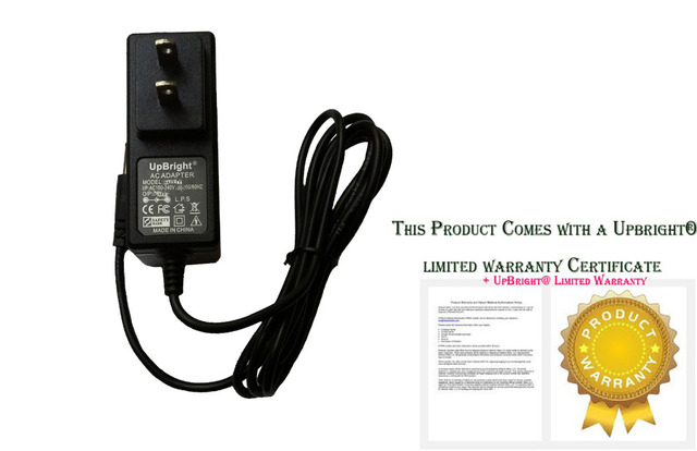 UpBright New Global AC / DC Adapter For Insignia NS DPF10A 10.4 ...