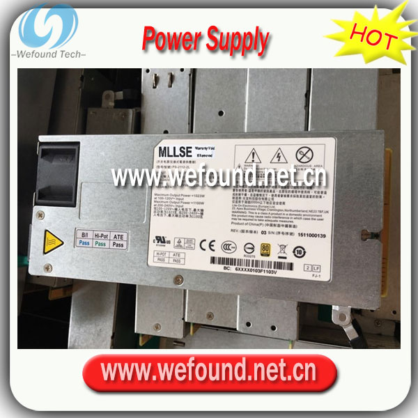 100% working power supply For PS-2112-2L 1100W Fully tested t7500 nps 1100bb n1100ef 00 1100w power supply well tested working