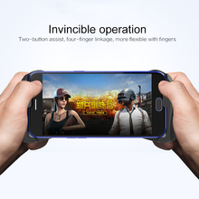 Get more info on the Bluetooth 4.0 Gamepad PUBG Controller PUBG Mobile Triggers Joystick Wireless Joypad for IPhone XS for Android Tablet
