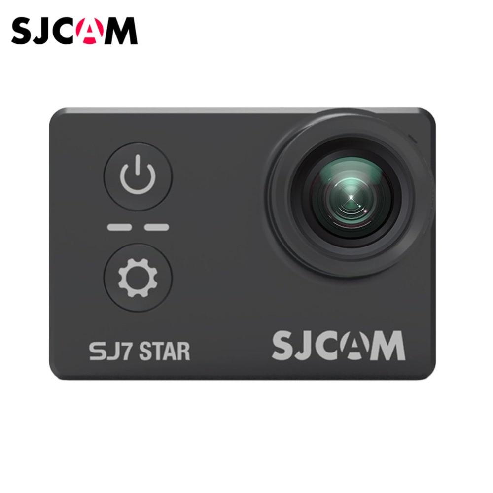 SJCAM SJ7 ÉTOILES Motion Caméra Extérieure Étanche DV normale caméra Aérienne Tir Plongée Anti-Shake Caméra HD 4 k