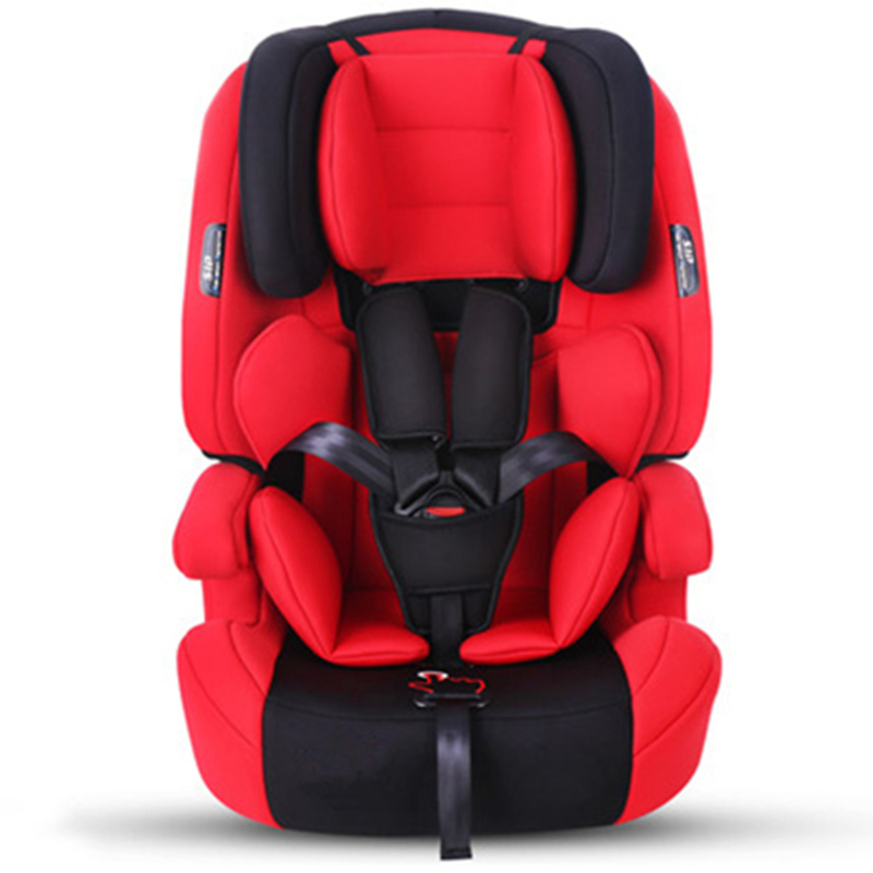 9-36Kg Protection Child Cushions In Car Safety Infant Baby Car Seats For 9M~12Y Kids Five-Point Harness Siege Auto Enfant In Car hot sale colorful girl seat covers for cars auto car safety child safety belt portable infant kiddy car seat for traveling