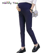 54d17dc47c57e Casual Maternity Overalls Pants for Pregnant Women Office Ladies Pregnancy  Clothes for Summer Spring 2017 Maternity