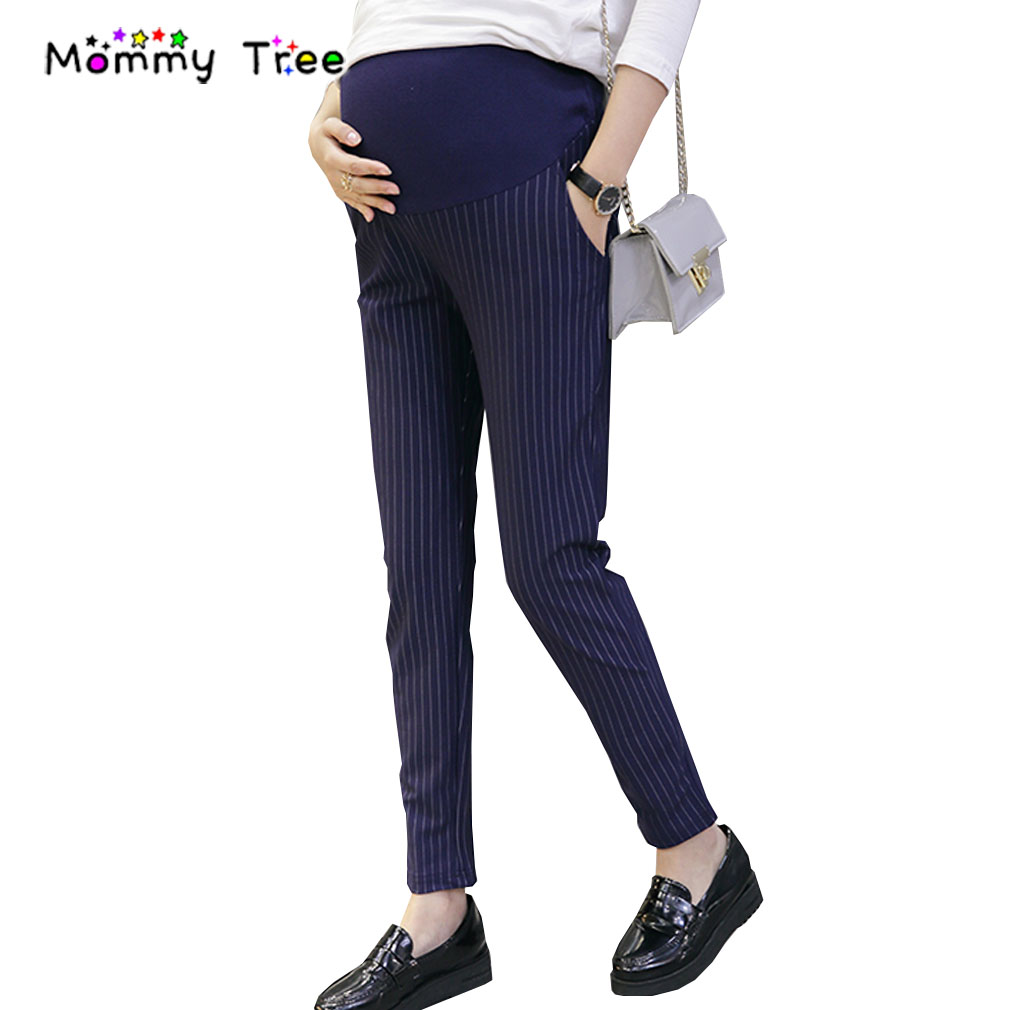Online get cheap clothes pregnant women for office aliexpress casual maternity overalls pants for pregnant women office ladies pregnancy clothes for summer spring 2017 maternity ombrellifo Image collections
