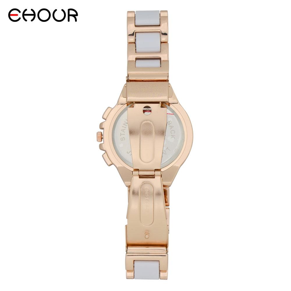 Nuevo 2015 Fashion Geneva Golden Metal Reloj de pulsera de cuarzo - Relojes para hombres - foto 2