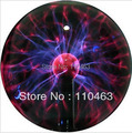 2017 Hot sales plasma ball light purple 12voice-activated electronic magic ball ion crystal plasma ball for holiday festive gift
