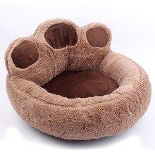 Cama caliente para perros y gatos, cama de invierno para perros, cama de perro adorable, nido suave para mascotas, bonita perrera para gatos, sofá para cachorro, camas para perros, accesorios
