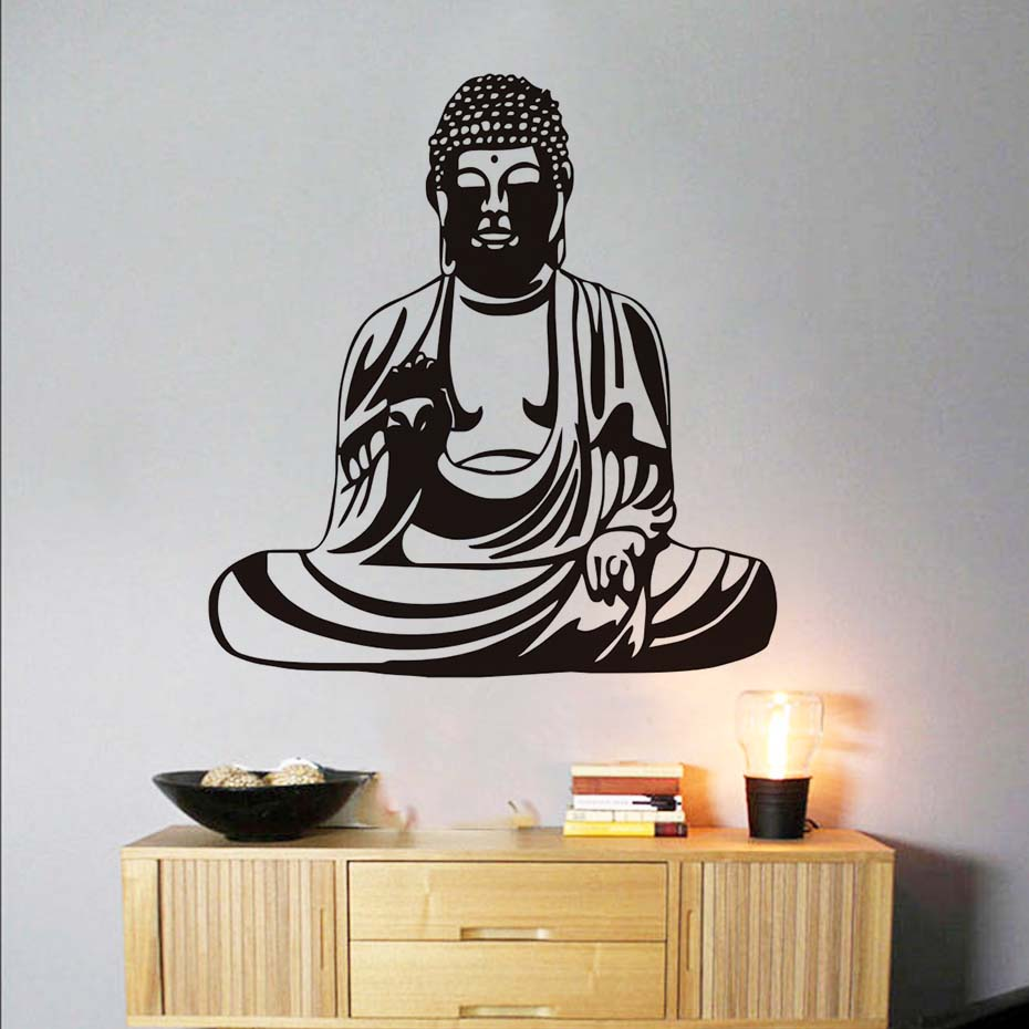 Buddha Wall Decor compare prices on buddhist wall decor- online shopping/buy low