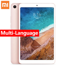 Xiaomi Mi Pad 4, OTG MiPad 4 Tablets 8″ PC Snapdragon 660 Octa Core 32G/64G 1920 x 1200px 13.0MP+5.0MP Cam 4G Tablet Android