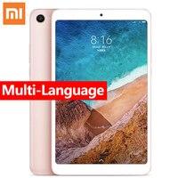 Xiaomi mi Pad 4, OTG mi Pad 4 таблетки 8 PC Snapdragon 660 Восьмиядерный 32G/64G 1920 x 1200px 13.0MP + 5.0MP Cam 4G планшет Android