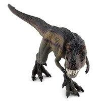Jurassic Park Tyrannosaurus Rex T Rex Display Model Toy Dinosaur T Rex Decoration Juguetes Children Birthday Brinquedos Gift