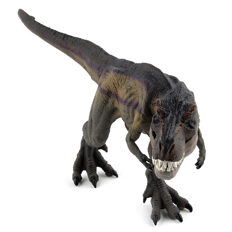 Jurassic Park Tyrannosaurus Rex T-Rex Display Model Toy Dinosaur T-Rex Decoration Juguetes Children Birthday Brinquedos Gift jurassic velociraptor dinosaur pvc action figure model decoration toy movie jurassic hot dinosaur display collection juguetes