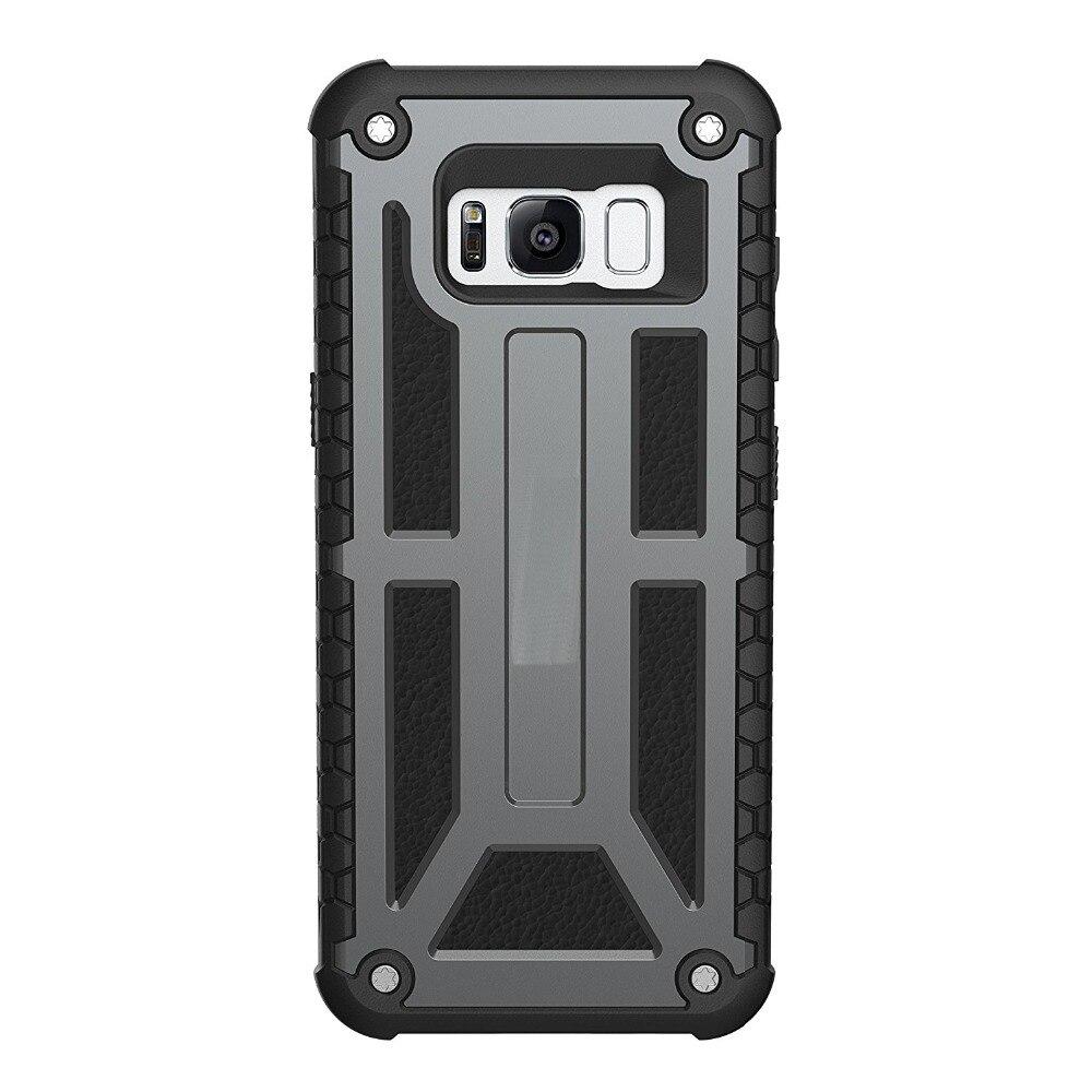 Pour Samsung Galaxy S8 Cas design premium à fournir un cas qui répond à double le Militaire Standard pour drop & protection contre les chocs
