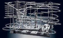 New! Toy Roller Coaster, Space Rail Level 9, Space rail Warp Drive, Help for Imagination,EQ,Creation,Science,Physical,Mechanical