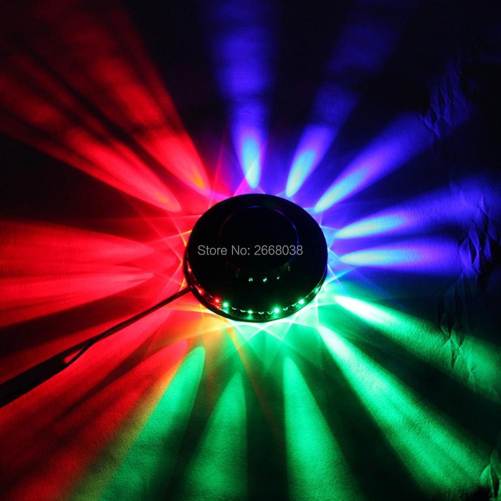 RGB LED Sunflower