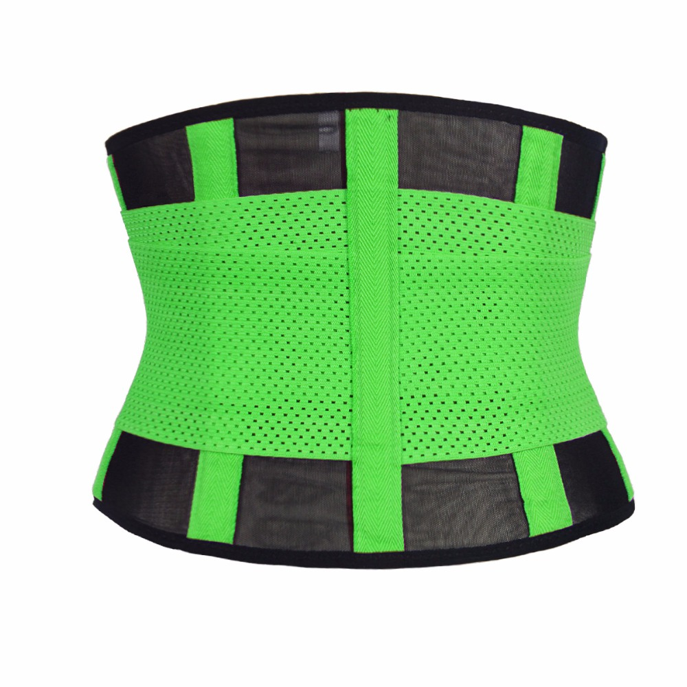S-2XL Xtreme Hot Slimming Body Shaper Girdle Belt Latex Waist Cincher Underbust Tummy Control Women Corset Firm Waist Trainers (5)