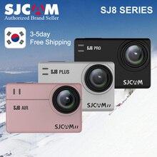 SJCAM SJ8 Pro Action Camera SJ8 Plus Sports DV 1290P 4K WiFi Remote 30m Underwater Waterproof SJ SJ8 Air Outdoor Sport Cam