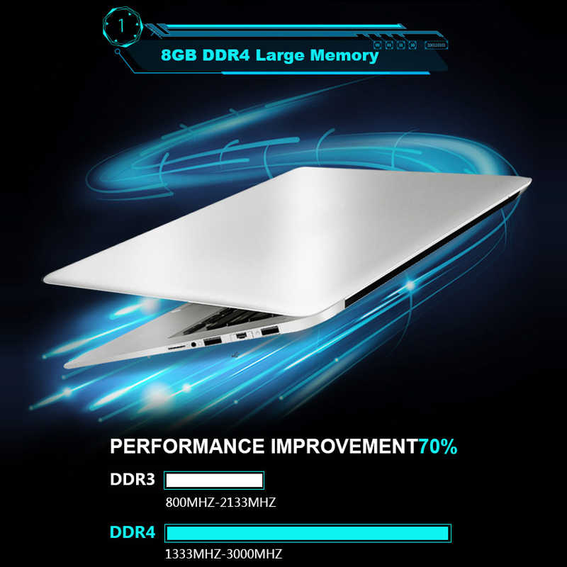15.6 inch Gaming Laptop With 8G RAM DDR4 1TB 512G 256G 128G 64G SSD ROM Laptop Ultrabook intel Quad Core Win10 Notebook Computer