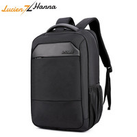 Big Capacity Anti Theft Men Laptop Backpack 17inch School Bag Fashion Travel Male Mochila Feminina Casual Schoolbag for Teenager
