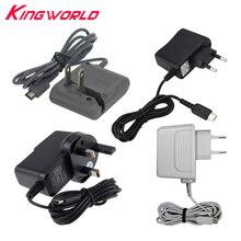 Высококачественный зарядный кабель с вилкой Стандарта США, ЕС, Великобритании, адаптер переменного тока, блок питания для консоли с разъемом «L ite» для N DSL, для консоли с разъемом «L ite»