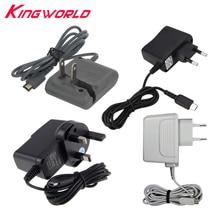 고품질 미국 EU 영국 플러그 충전기 케이블 N DSL L ite 콘솔에 대 한 N DS 대 한 AC 어댑터 전원 공급 장치