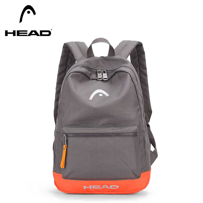 Polyester Outdoor Sport Backpack HEAD Large Capacity Tennis Racket Bag Portable Casual Laptop Knapsack Unisex Fashion Pack