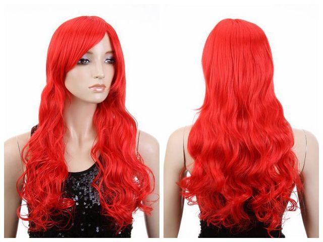 Cheveux SW / cosplay Jessica rabbit coiffure
