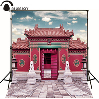 150*215CM(5ft*7ft) photography backdrops studio background Chinese ancient architecture background Children