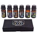 MELAO Pure Essential Oils Essential Oils for Aromatherapy Diffuser 6pcs 10ml Gift Set Tea Tree Eucalyptus Oil