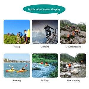 Image 5 - 40L Allaperto di Acqua Resistente A Secco Sacco del Sacchetto Sacchetto di Immagazzinaggio per Viaggiare Rafting Canottaggio Kayak Canoa Campeggio Snowboard