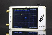 DYKB NanoVNA ناقلات شبكة محلل 50 كيلو هرتز 900 ميجا هرتز الرقمية شاشة الكريستال السائل HF VHF UHF هوائي محلل الدائمة موجة USB الطاقة