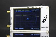 DYKB NanoVNA Vector Network analyzer 50KHz  900MHz Digitale LCD display HF VHF UHF Antenne Analysator Standing Wave USB POWER