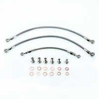 Kinugawa Turbo Oil & Water Linha de Kit para Nissan Silvia S14 S15 SR20DET w/para Garrett Rolamento De Esferas